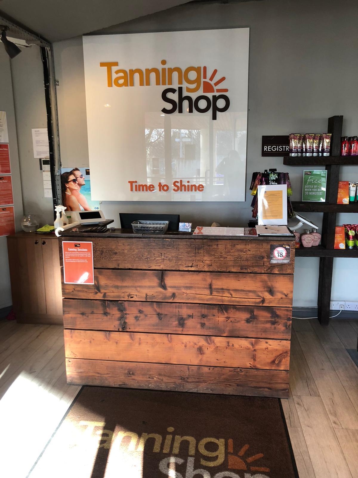 Tanning Shop Dundrum